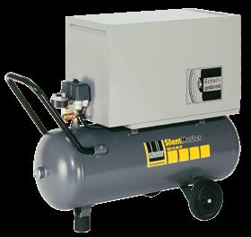 Schneider Kompressor SilentMaster SEM 255-10-50 W Druck 10bar. Liefermenge eff. 165 Liter / min.