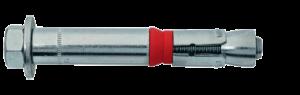 Mungo HL-S (SZ-S) Hochleistungsanker mit 6-kant-Schraube