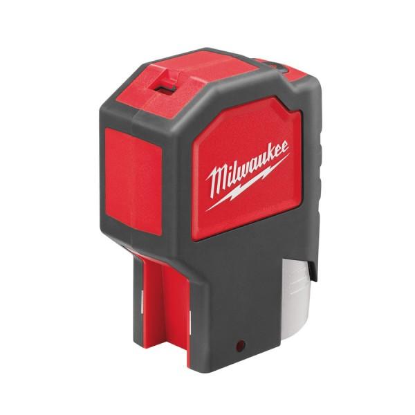 Milwaukee 1 Akku-Punkt-Laser C12 BL2 / 0-Version