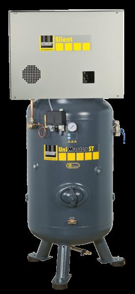 Schneider Kompressor UniMaster STS Silent UNM STS 580-15-270 XS Druck 15bar. Liefermenge eff. 470 Li