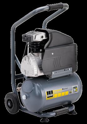 Schneider Kompressor CompactMaster CPM 210-8-10 W max. Druck 8bar.