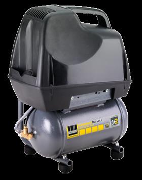 Schneider Kompressor CompactMaster CPM 170-8-6 WOF max. Druck 8bar.