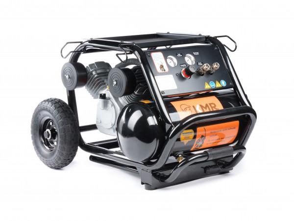 KMR Kompressor K 350-15 ideal für die Baustelle.