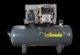 Schneider Kompressor UniMaster STL UNM STL 780-15-500 Druck 15bar. Liefermenge eff. 640 Liter / min.