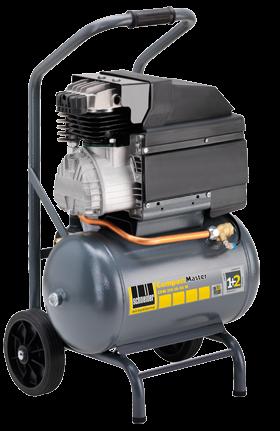 Schneider Kompressor CompactMaster CPM 310-10-20 W max. Druck 10bar.