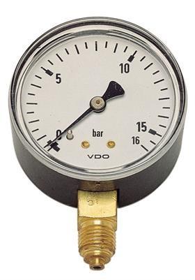 Schneider Manometer MM-S 50-10b.