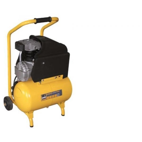 Schneider Kompressor CompactMaster CPM 250-10-10 W Base Druck 10bar. Liefermenge eff. 125 Liter / mi