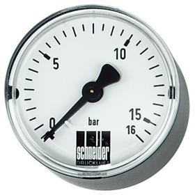 Schneider Manometer MM-W 50-10b.