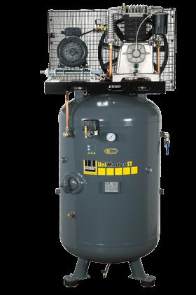 Schneider Kompressor UniMaster STS UNM STS 1000-10-500 Druck 10bar. Liefermenge eff. 790 Liter / min