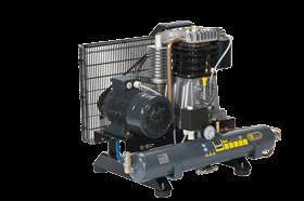 Schneider Kompressor UniMaster STB UNM STB 580-15-10 Druck 15bar. Liefermenge eff. 470 Liter / min.