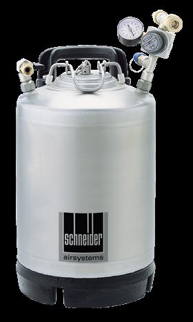 Schneider Materialdruckbehälter MDB 10