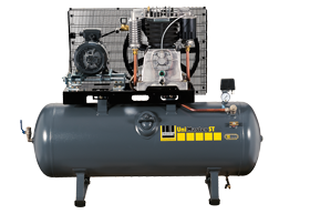 Schneider Kompressor UniMaster STL UNM STL 1000-15-270 Druck 15bar. Liefermenge eff. 790 Liter / min
