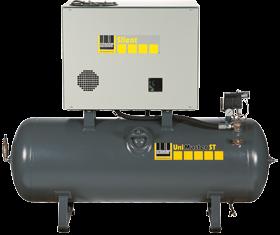 Schneider Kompressor UniMaster STL Silent UNM STL 580-15-500 XS Druck 15bar. Liefermenge eff. 470 Li