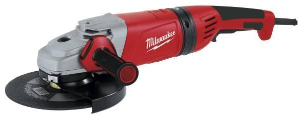 Milwaukee 1 Winkelschleifer AGV 21-230 GEX ProTector mit Totmannschalter