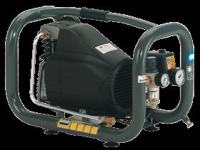 Schneider Kompressor CompactMaster CPM 212-10-2 W max. Druck 10bar. Liefermenge eff. 125 Liter / min