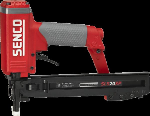 SENCO Klammergerät SLS 20-M / 12 - 38 mm / Kontakt- und Einzelauslösung