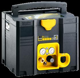 Schneider Kompressor SysMaster SYM 150-8-6 WXOF max. Druck 8bar.