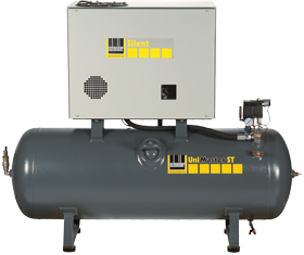 Schneider Kompressor UniMaster STL Silent UNM STL 660-10-500 XS Druck 10bar. Liefermenge eff. 520 Li