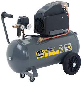 Schneider Kompressor UniMaster UNM 260-10-50WX max. Druck 10bar. Liefermenge eff. 160 Liter / min.