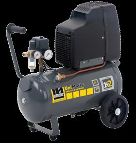 Schneider Kompressor UniMaster UNM 210-8-25WXOF max. Druck 8bar. Liefermenge eff. 120 Liter / min.