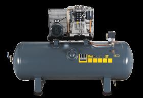 Schneider Kompressor UniMaster STL UNM STL 660-10-500 Druck 10bar. Liefermenge eff. 520 Liter / min.
