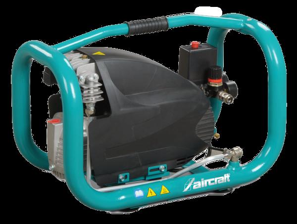 Aircraft Kompressor Airboy 262 E / effektive Liefermenge 170 Liter / 10 bar