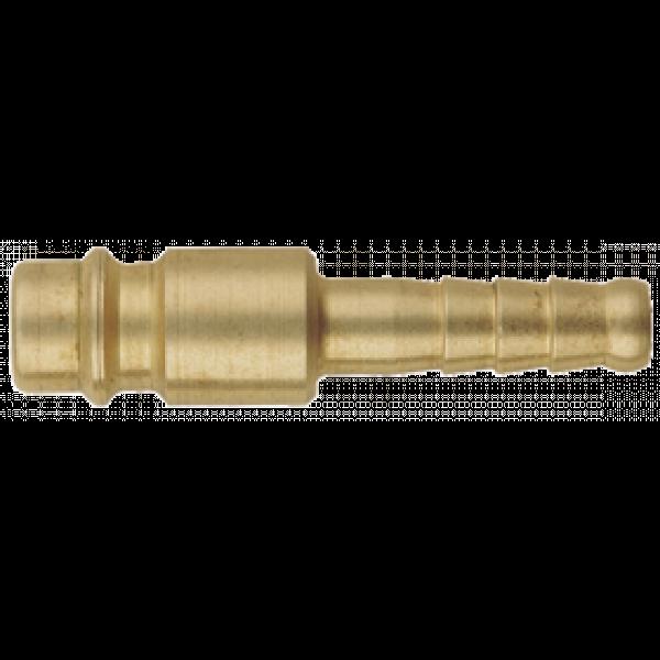 Standard Stecknippel mit Schlauchtülle