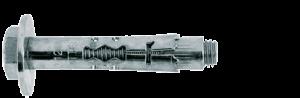 Mungo MHA-S Hülsenanker mit 6-kant-Schraube