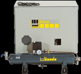 Schneider Kompressor UniMaster STB Silent UNM STB 660-10-10 XS Druck 10bar. Liefermenge eff. 520 Lit