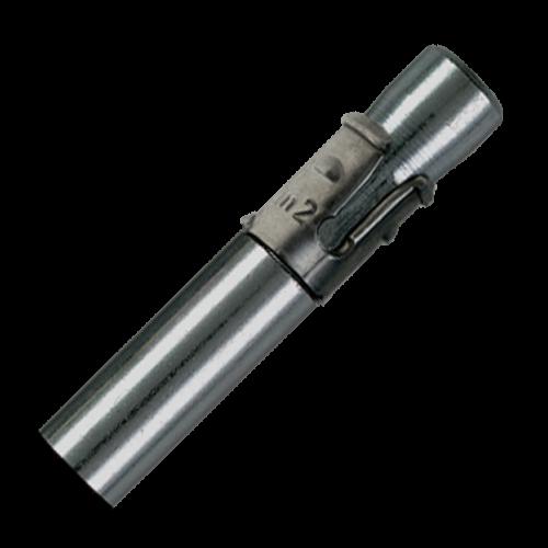 Mungo m2r-I Stahlbolzen mit Innengewinde, rostfrei A4