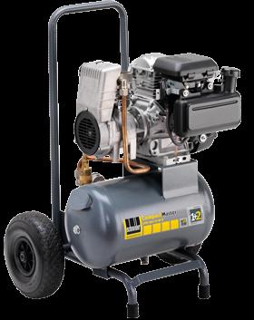 Schneider Kompressor CompactMaster CPM 280-10-20 B max. Druck 10bar.