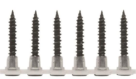 1.000 Gipsfaser/Fermacellschrauben für Langbandschrauber 3,9 x 30 mm