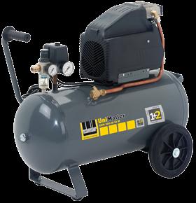 Schneider Kompressor UniMaster UNM 260-10-50W max. Druck 10bar. Liefermenge eff. 160 Liter / min.