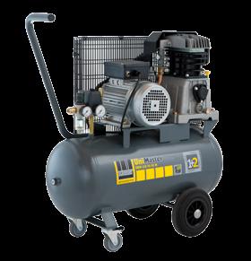 Schneider Kompressor UniMaster UNM 410-10-50W max. Druck 10bar. Liefermenge eff. 295 Liter / min.