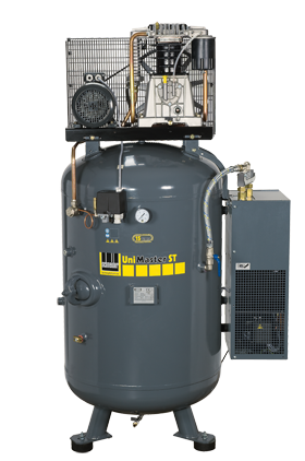 Schneider Kompressor UniMaster STS mit Kältetrockner UNM STS 660-10-500 XDK Druck 10bar. Liefermenge
