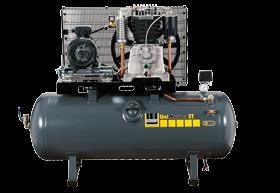 Schneider Kompressor UniMaster STL UNM STL 1000-10-270 Druck 10bar. Liefermenge eff. 790 Liter / min