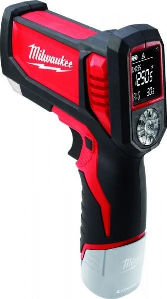 Milwaukee 1 Akku-Infrarot-Thermometer C12 LTGE / 0-Version