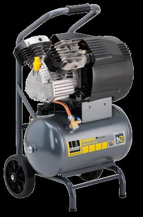 Schneider Kompressor CompactMaster CPM 360-10-20 W max. Druck 10bar.
