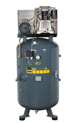 Schneider Kompressor UniMaster STS UNM STS 580-15-500 Druck 15bar. Liefermenge eff. 470 Liter / min.