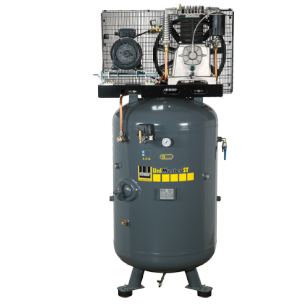 Schneider Kompressor UniMaster STS UNM STS 780-15-500 Druck 15bar. Liefermenge eff. 640 Liter / min.