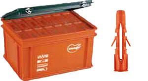 Mungo MU Multidübel in Maxi-Box