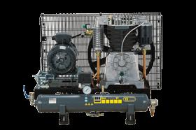 Schneider Kompressor UniMaster STB UNM STB 1250-10-10 Druck 10bar. Liefermenge eff. 980 Liter / min.