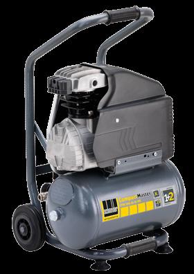 Schneider Kompressor CompactMaster CPM 260-10-10 W max. Druck 10bar.