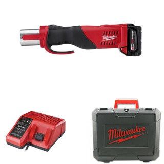 Milwaukee 1 Bürstenloses Akku-Presswerkzeug M18 BLHPT / 2,0 Ah