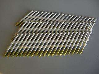 ANKERNÄGEL 4,0 x 50 mm | 25° (zb. System HOLZ-HER) | Edelstahl Rostfrei 1.4301