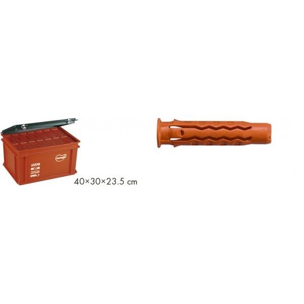 Mungo MQ Quattro® Nylondübel in Maxi-Box